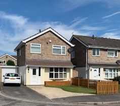 Thumbnail Detached house to rent in Greenhill Close, Weston-Super-Mare