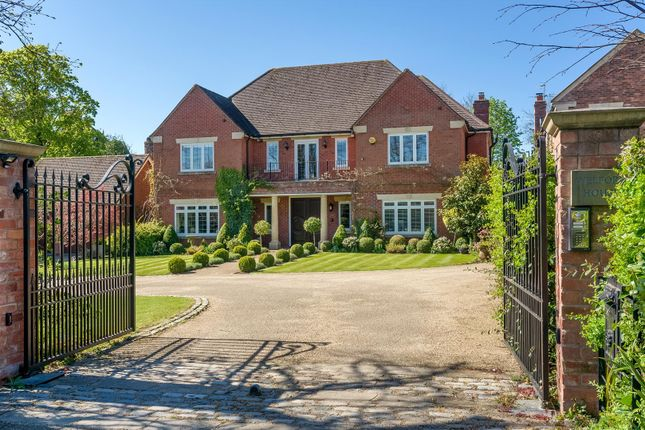 Thumbnail Detached house for sale in The Avenue, Bishopton, Stratford-Upon-Avon, Warwickshire