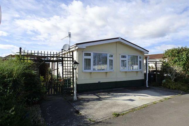 Thumbnail Mobile Park Home For Sale In End Summer Lane Caravan