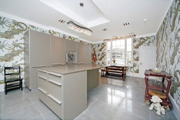Thumbnail Flat to rent in Albert Terrace, Primrose Hill
