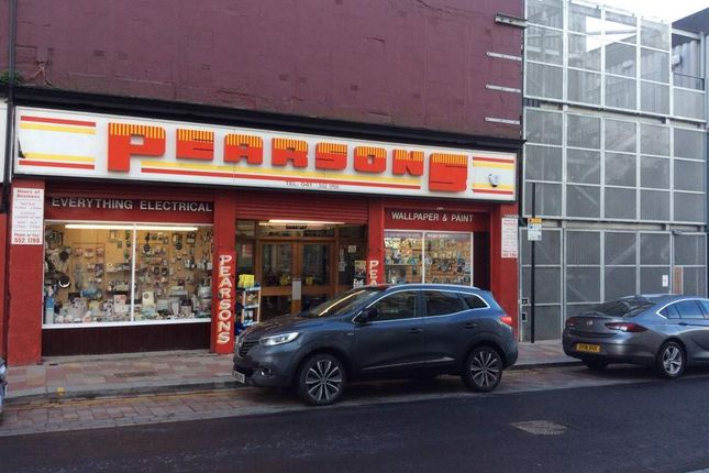 Thumbnail Retail premises for sale in Moncur Street, Glasgow