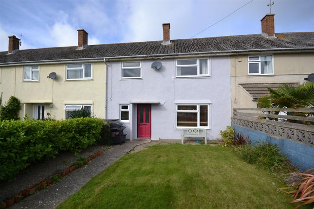Thumbnail Terraced house to rent in Heol Dewi, St. Davids, Haverfordwest