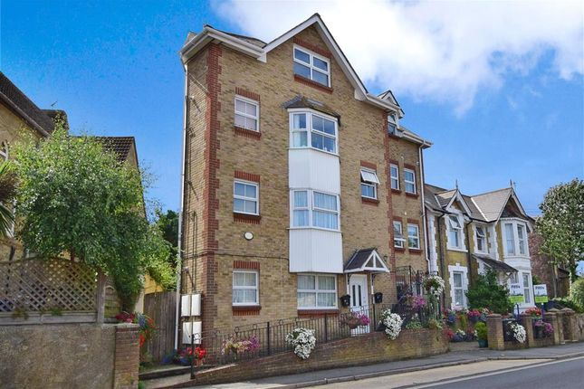 Thumbnail 1 bed flat for sale in Victoria Avenue, Shanklin, Isle Of Wight
