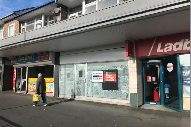 Thumbnail Retail premises to let in 8 Westway, Maghull, Merseyside