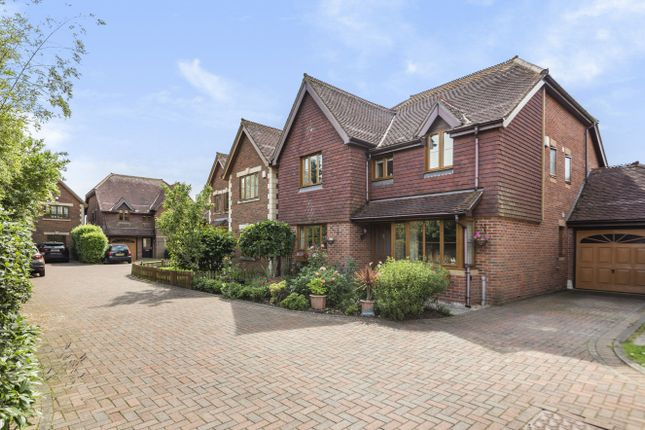 Thumbnail Detached house for sale in Barley Fields, Horton Heath, Eastleigh