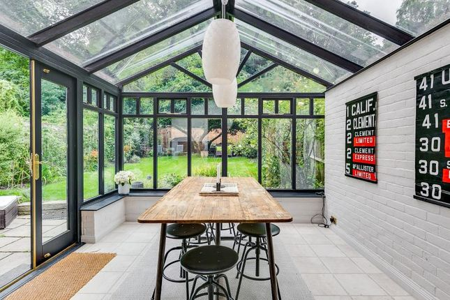 Thumbnail Semi-detached house to rent in Claremont Road, Highgate