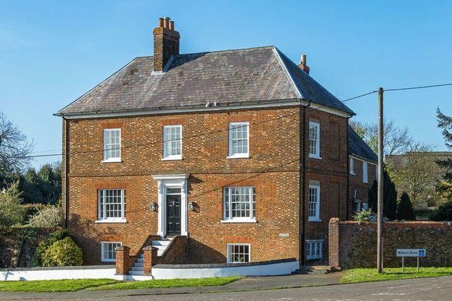 Thumbnail Detached house for sale in Watling Street, Little Brickhill, Milton Keynes