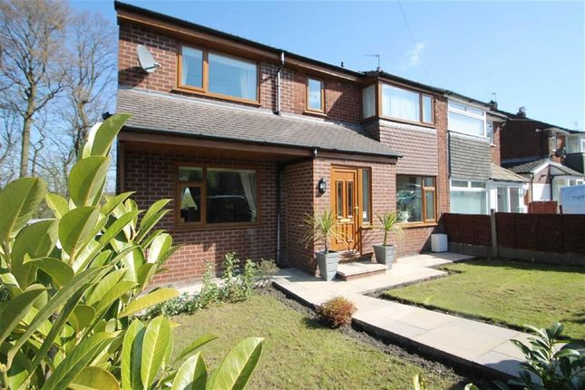 Thumbnail Semi-detached house for sale in Clifton View, Clifton, Swinton, Manchester