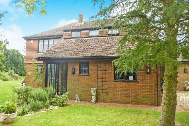 Thumbnail Detached house for sale in Trent View, Marton, Gainsborough