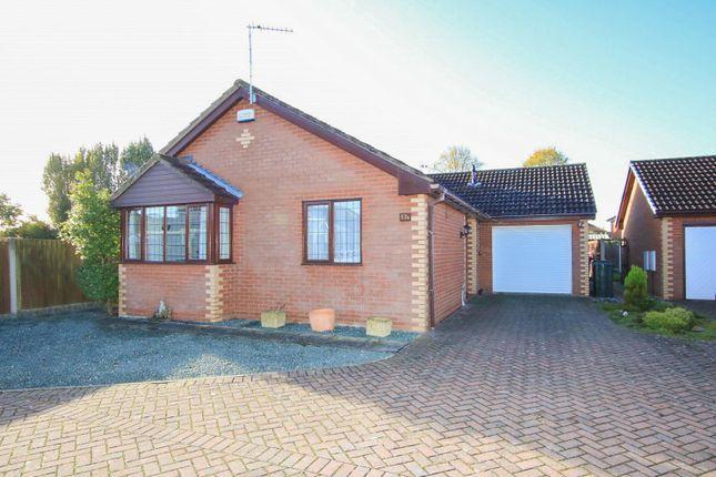 Thumbnail Detached bungalow for sale in Church Balk, Edenthorpe, Doncaster