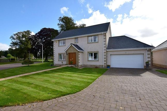 Thumbnail Detached house for sale in Sutherland Gardens, Kelso