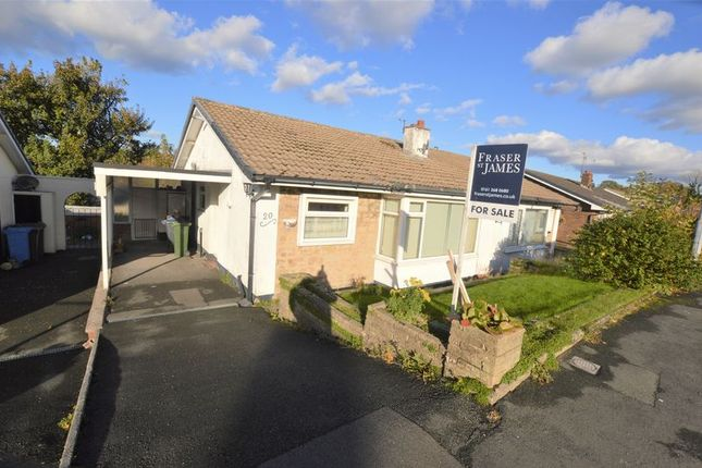 Thumbnail Semi-detached bungalow for sale in St. Pauls Hill Road, Godley, Hyde