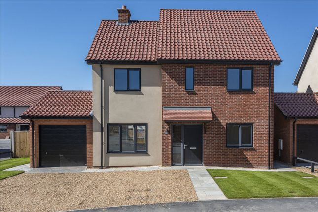 Thumbnail Semi-detached house for sale in Plot 54 Wendover Park, Salhouse Road, Norwich