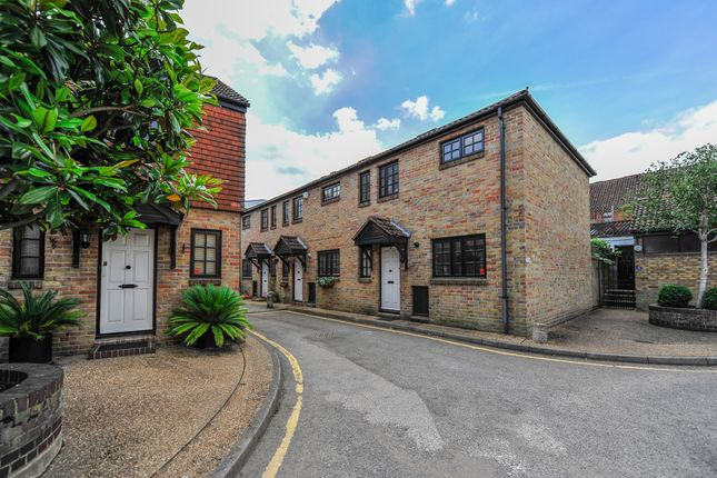 Thumbnail 3 bed end terrace house to rent in The Farthings, Kingston Upon Thames