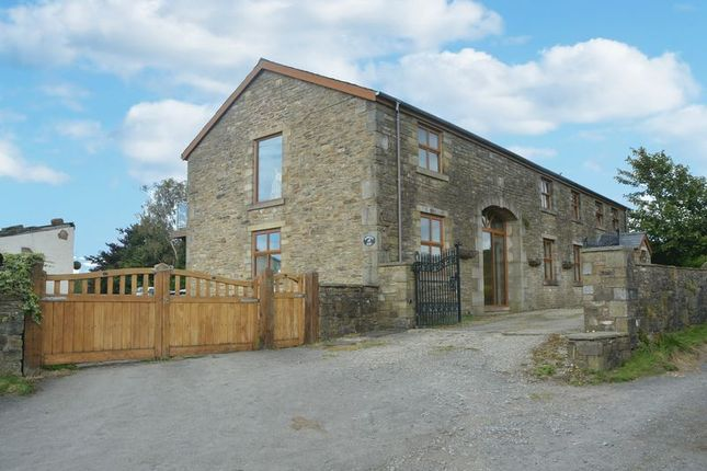 Thumbnail Equestrian property for sale in Sandy Lane, Accrington
