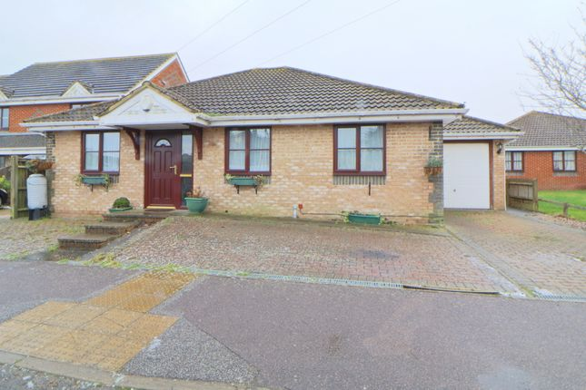 Thumbnail Bungalow for sale in St. Marys, Aberdale Road, Polegate