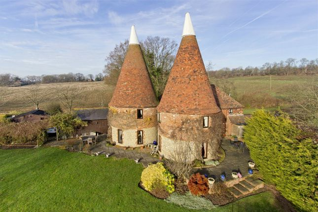 Thumbnail Detached house for sale in Malmains Oast, Pluckley, Kent