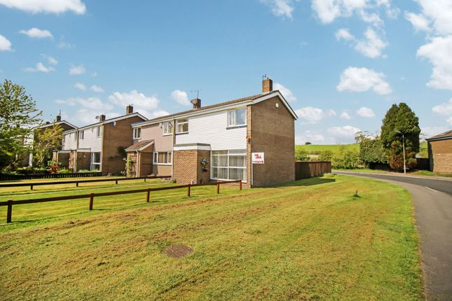 3 bed terraced house for sale in Piper Road, Ovingham, Prudhoe NE42