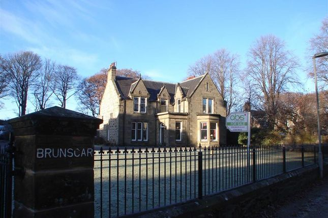 Thumbnail Detached house for sale in Seafield Avenue, Keith, Banff