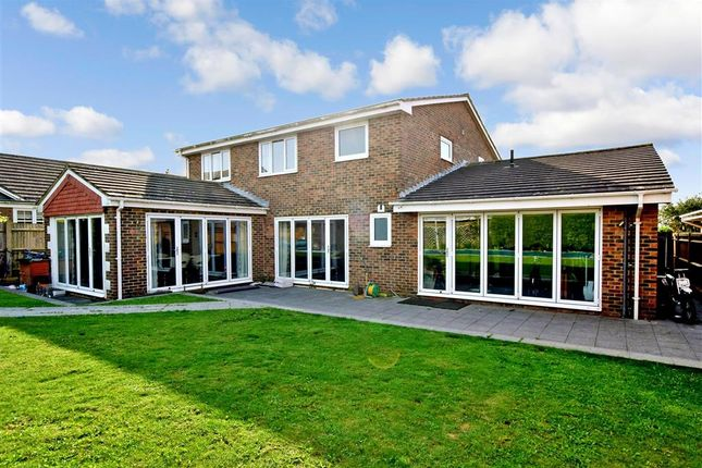 Thumbnail Detached house for sale in Mount Caburn Crescent, Peacehaven, East Sussex
