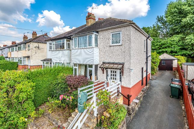 3 bed semi-detached house for sale in Upland Grove, Oakwood, Leeds LS8