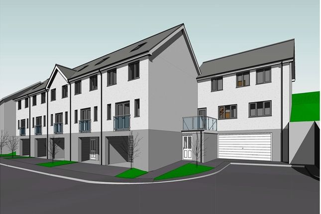 Thumbnail Town house for sale in Grange Road, Torquay