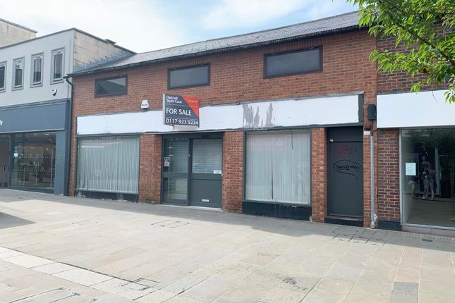 Thumbnail Retail premises for sale in 49-51 Regent Street, Swindon, Wiltshire