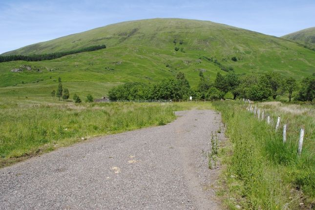 Thumbnail Land for sale in Inverskilavulin, Banavie, Fort William