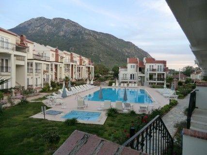 Hisaronu, Fethiye, Muğla, Aydın, Aegean, Turkey