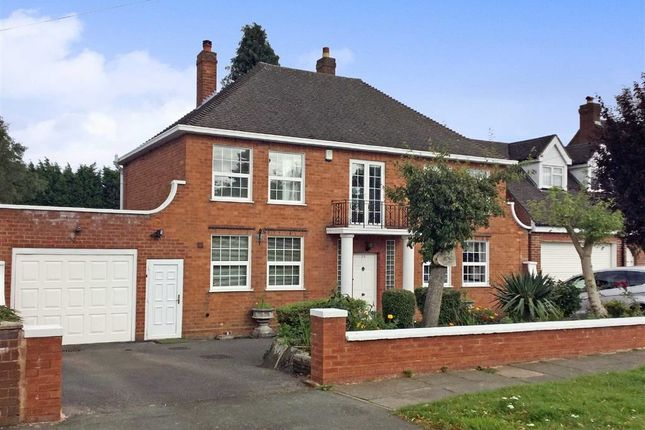 Thumbnail Detached house for sale in Ednam Road, Wolverhampton
