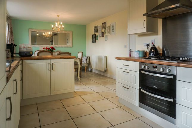 Kitchen/Diner of Jenham Drive, Sileby, Loughborough LE12