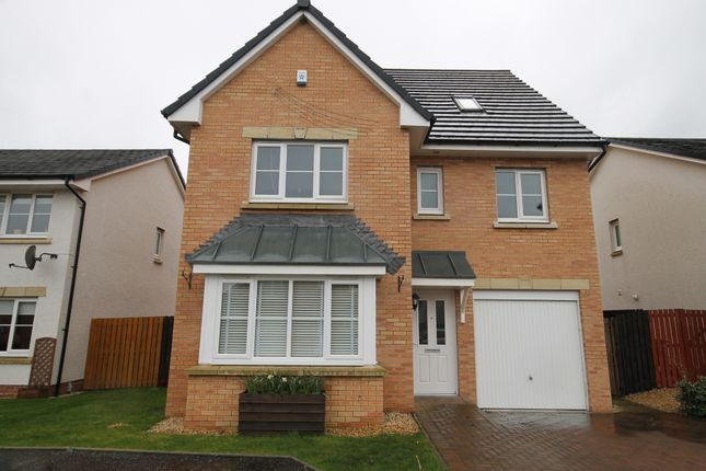 Thumbnail Detached house for sale in 5 Ferguson Crescent, Wishaw
