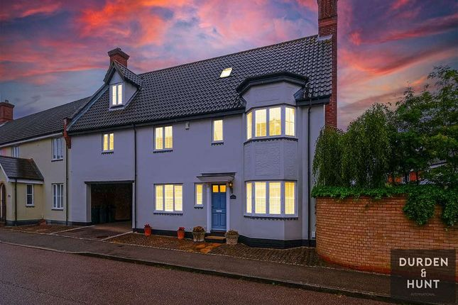 5 bed detached house for sale in The Shearers, Thorley, Bishop's Stortford CM23