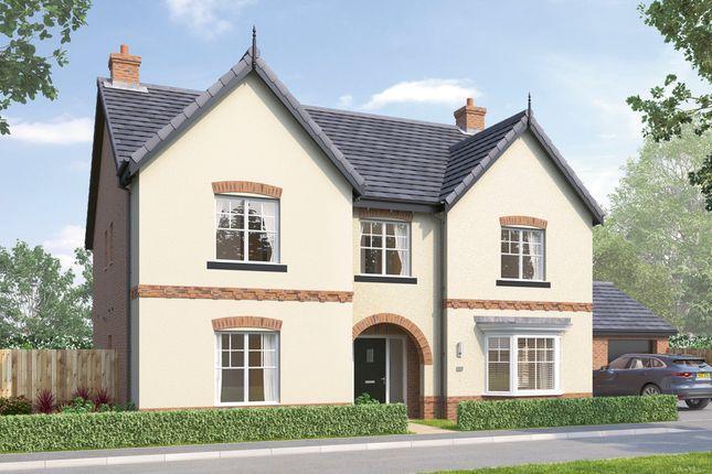 Thumbnail Property for sale in Measham Close, Market Harborough