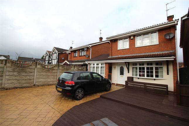 Thumbnail Property to rent in Capponfield Close, Sedgmoor Park, Bilston