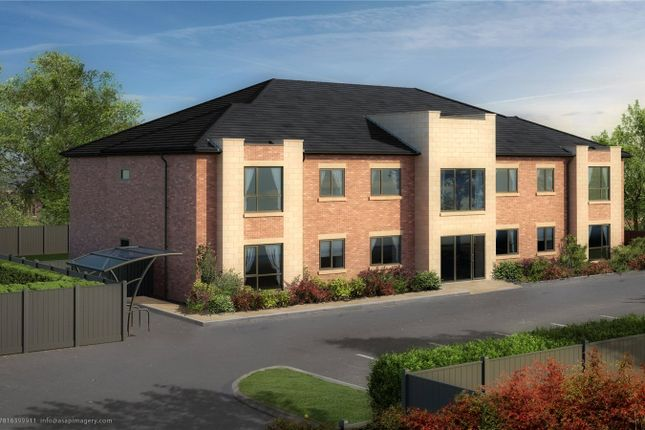 Thumbnail Flat for sale in St Albans Way Development, Type A, St Albans Way, Wickersley