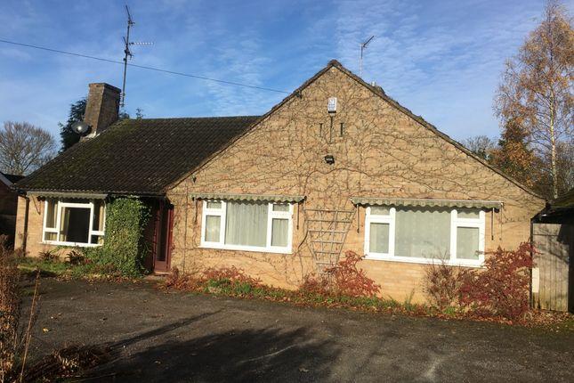 Thumbnail Bungalow to rent in Greenhill, Leighton Buzzard