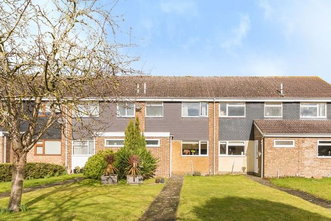 Thumbnail Terraced house for sale in Broadmarsh Close, Grove, Wantage