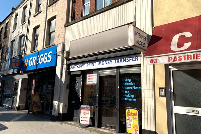 Thumbnail Retail premises to let in Tower Bridge Road, London
