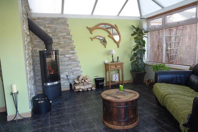 Thumbnail Detached house for sale in Pont Newydd, Pencoed, Bridgend