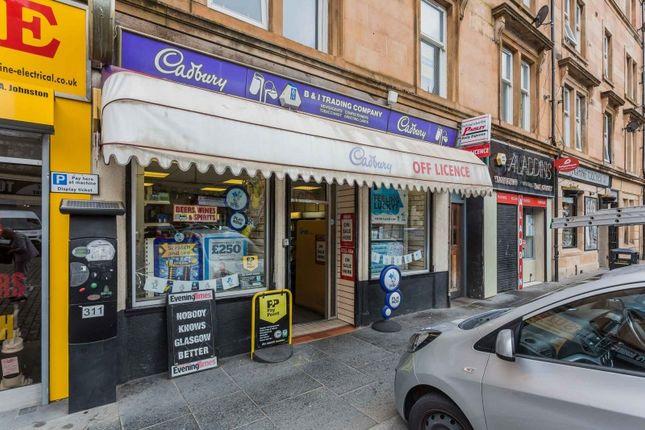Thumbnail Retail premises for sale in Johnston Street, Paisley, Renfrewshire