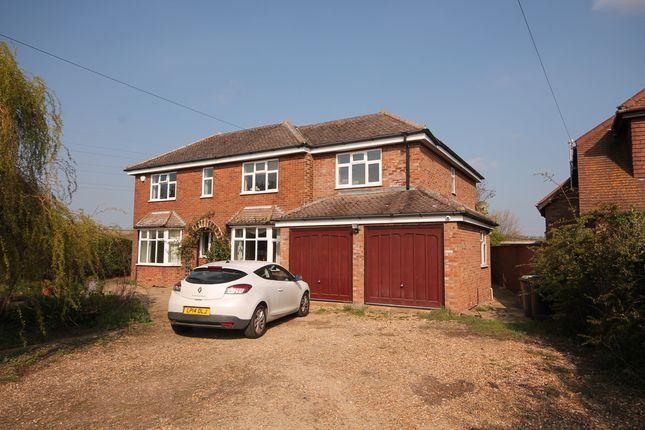 Thumbnail Detached house for sale in Upper Shelton Road, Upper Shelton, Bedford