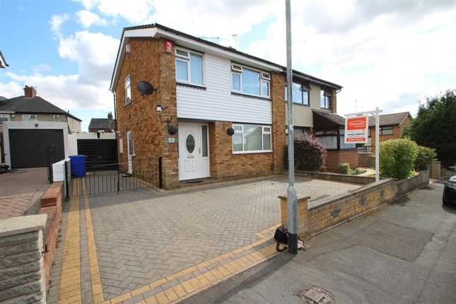 Thumbnail Semi-detached house to rent in Collingwood Grove, Hartshill, Stoke-On-Trent