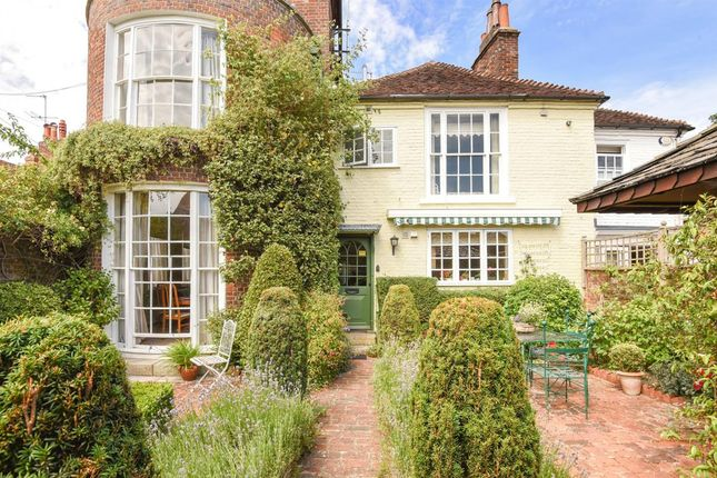 Thumbnail Semi-detached house for sale in St. Martins Square, Chichester