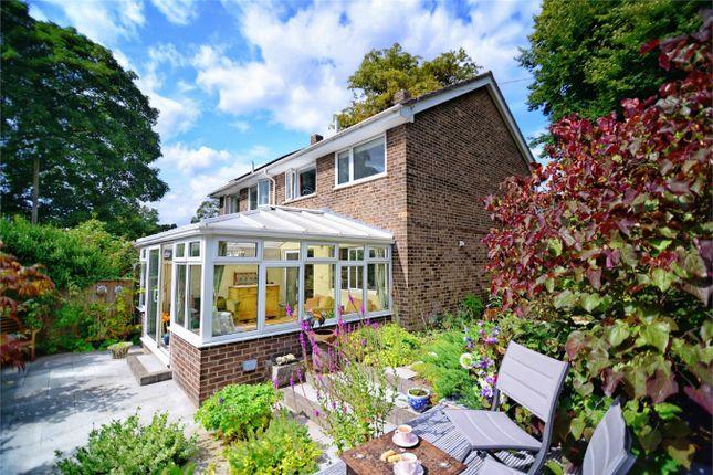 Thumbnail Semi-detached house for sale in Elmdon Court, Norwich