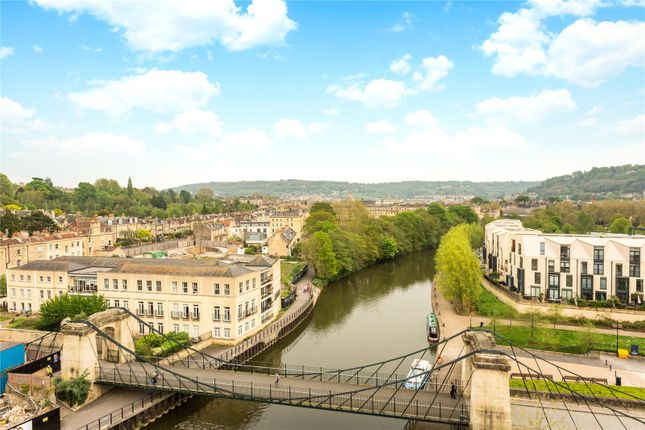 Thumbnail Flat for sale in Royal View, Victoria Bridge Road, Bath