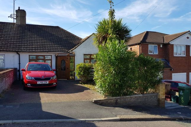 Thumbnail Bungalow for sale in Coleman Road, Belvedere, Kent