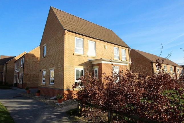 Thumbnail Detached house for sale in Star Carr Road, Cayton, Scarborough