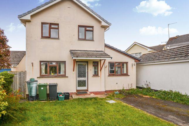 Thumbnail Detached house for sale in Park Close, Fremington, Barnstaple