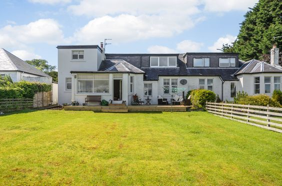 Thumbnail Semi-detached house for sale in Shore Road, Toward, Argyll And Bute